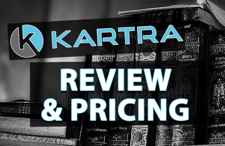 Kartra Review - Pricing Plans and Cost